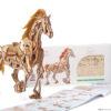 Ugears Horse Mechanoid Model Kit