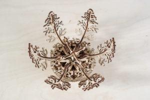 Ugears Mechanical Flower 10